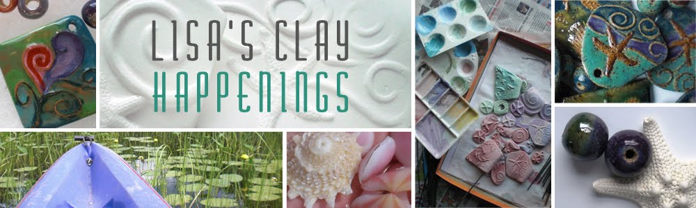 Lisa's Clay Happenings