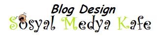blog şablon tasarım sosyal medya kafe