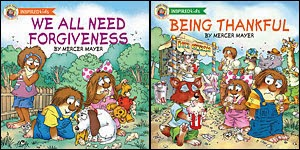 inspired kids little critter books