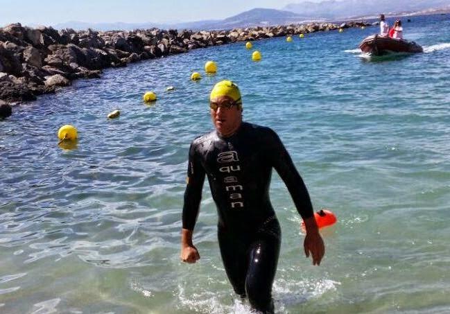 IV Vuelta a Ceuta 2014, 16Km 4h06´