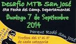 MTB - Desafío San José (07/sep/2014)