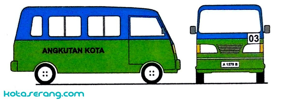 Gambar Angkutan Umum No.3