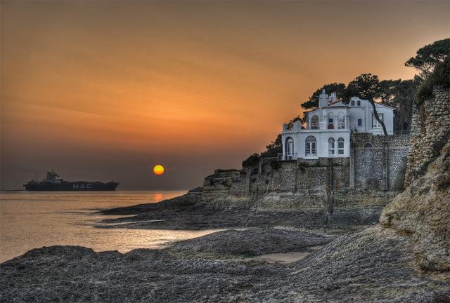 cote atlantique Charentes maritimes, photo paysage cote atlantique, cote royan, promenade royan st palais, photo hdr plage, photo hdr fabien monteil