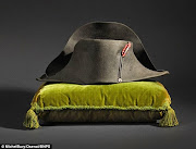 NAPOLEON'S HAT AT AUCTION