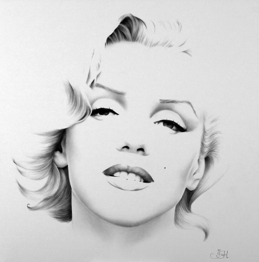 Amazing Drawings: Minimalist Pencil Drawings