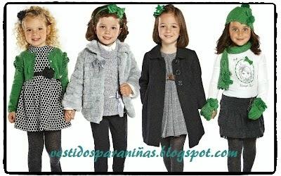 modelos de ropa para invierno