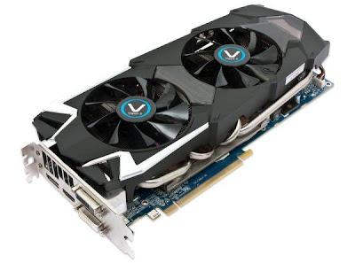 Placa de vídeo Sapphire Vapor-X Radeon HD