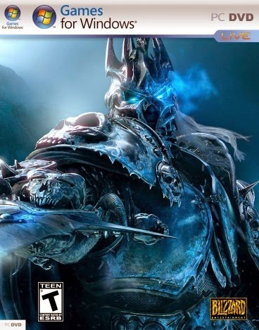 capa Warcraft 3: The Frozen Throne (Portable) (PC)