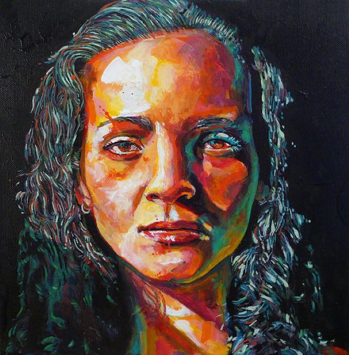 Catalina Viejo Lopez de Roda. Мир цвета