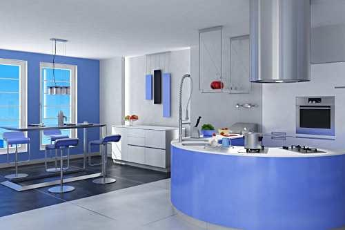 Stylish and Modern Kitchen Interior Ideas