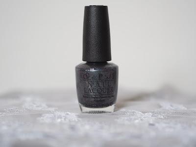 OPI Nail Lacquer - On Her Majesty's Secret Service