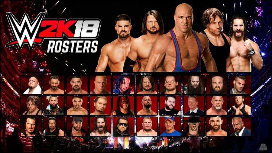 WWE 2K18 2017 Jogo  completo Torrent
