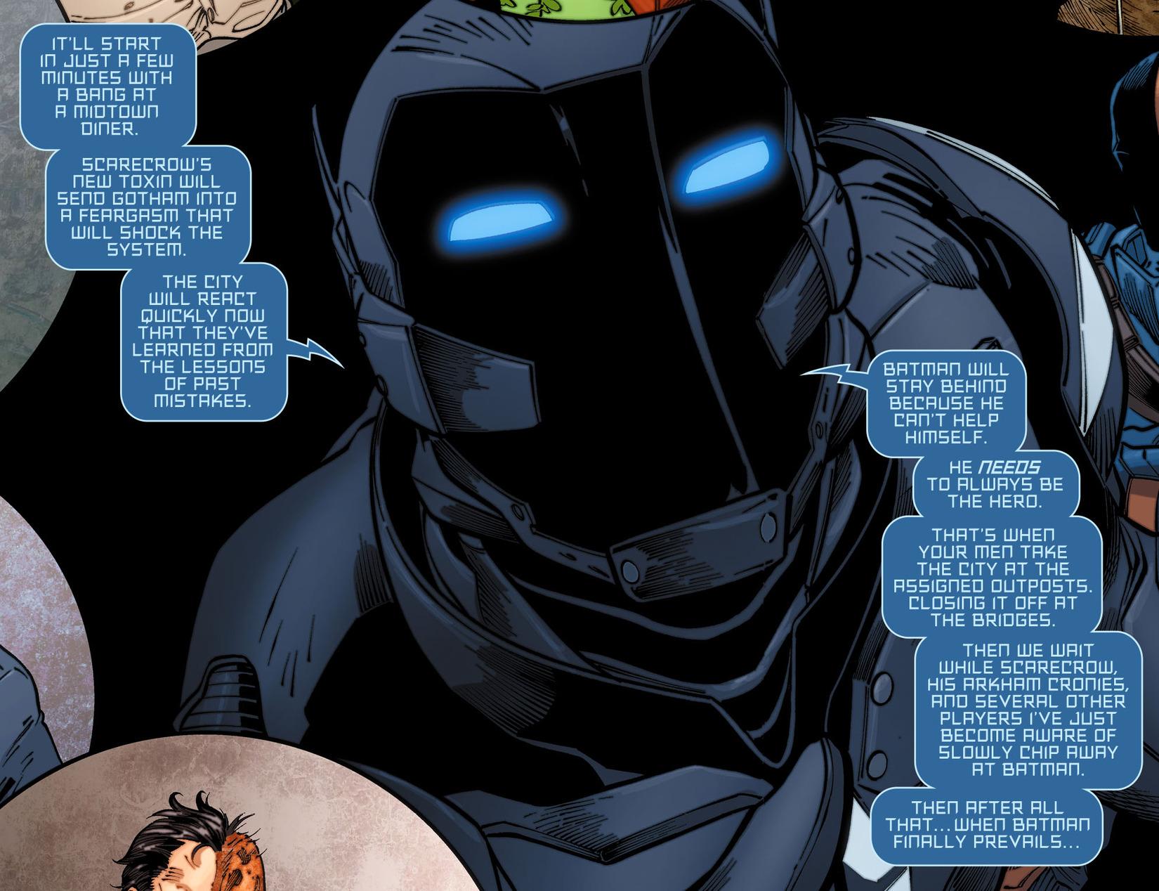 Batman: Arkham Knight [I] chap 39 pic 13