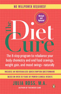 The Diet Cure book by julia Ross