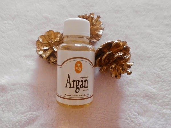 ARGAN GEL BAÑO WORLD OF BEAUTY
