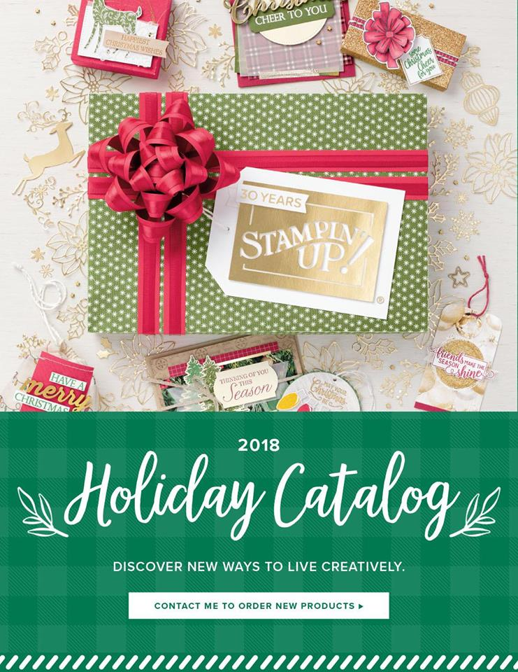 ~2018 Holiday Catalog~