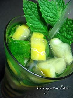 lemon-mint-ice-water