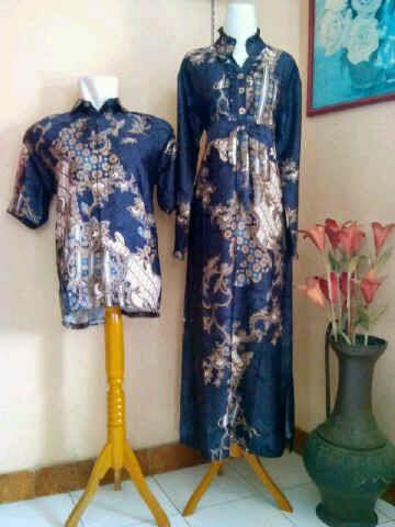 Sarimbit Batik Model Baju Gamis Aneka Model Baju Batik