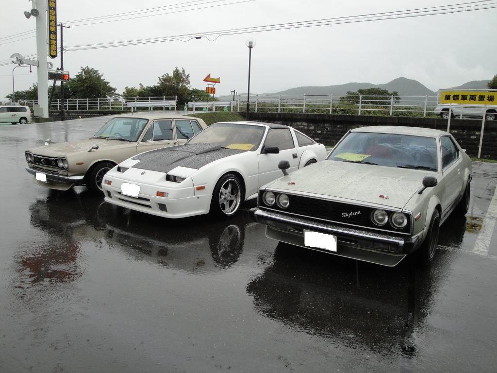 Nissan Skyline & Fairlady Z (300ZX), ciekawe klasyczne auta