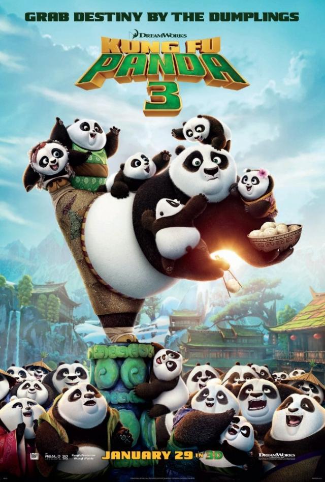 Công Phu Gấu Trúc 3 - Kung Fu Panda 3 (2016)