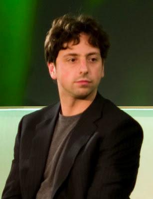 Larry Page dan Sergey Brin penemu google