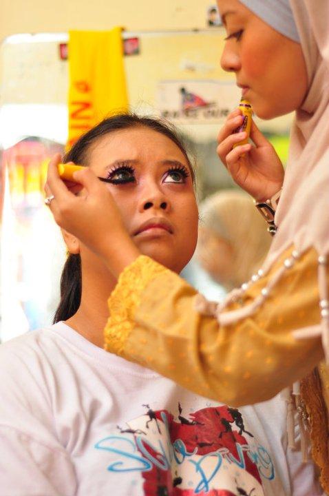 proses make-up