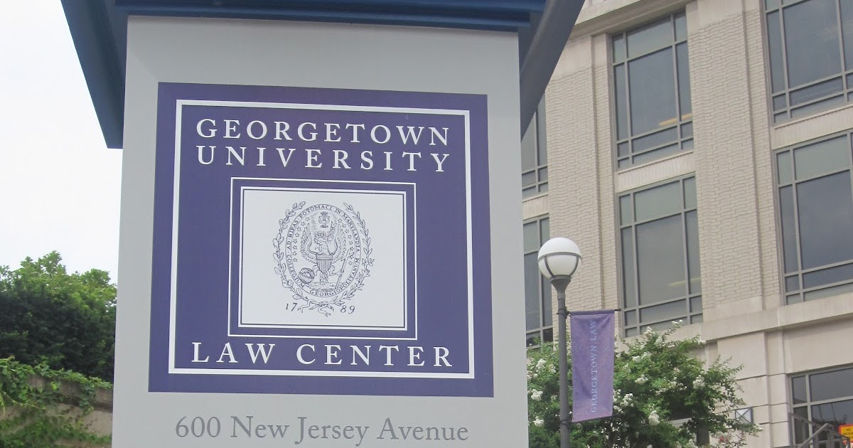 Georgetown University Admissions Tours