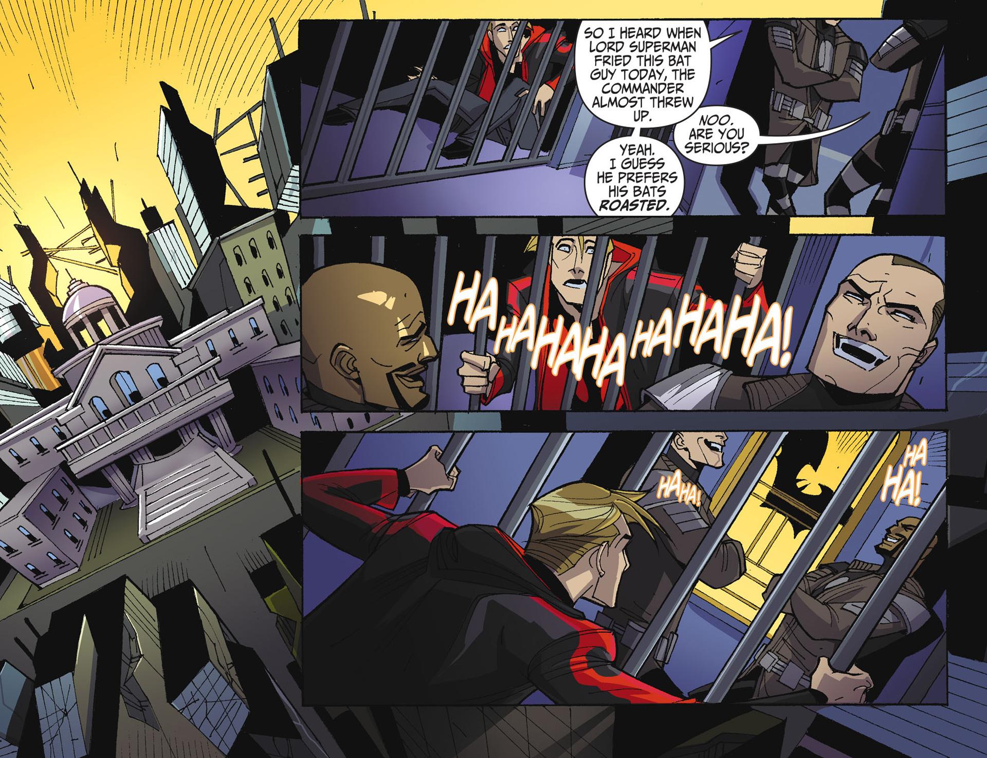 Batman Beyond 2.0 Issue #22 #22 - English 16
