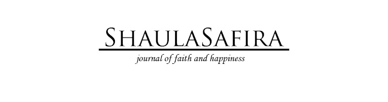Shaula Safira | Journal of Faith and Happiness