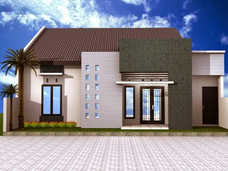 Model Rumah Minimalis9