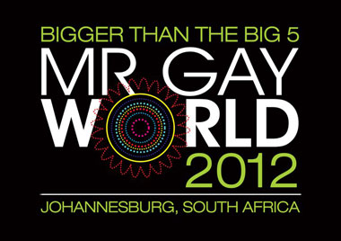 mr gay world 2012 johannesburg poster black velvet gloves with faux bracelet and ring attached to one glove. Adult ...