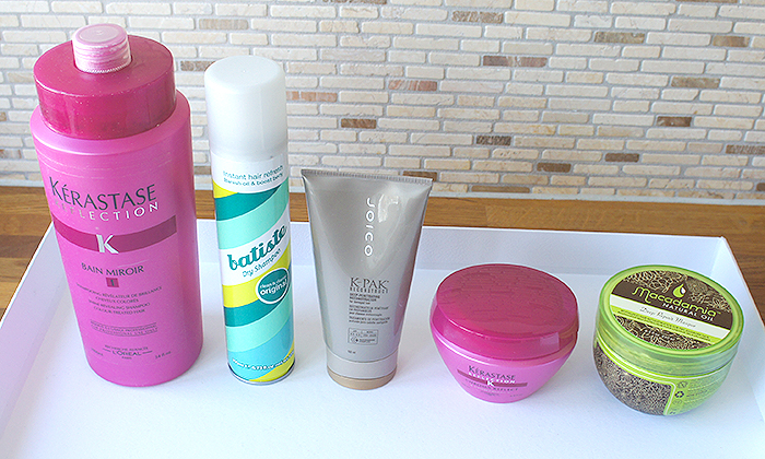 Empties february 2013 beautyproductsjunkie for Kerastase bain miroir