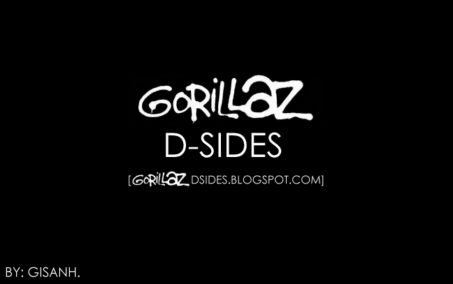 Gorillaz - D-Sides - The Blog