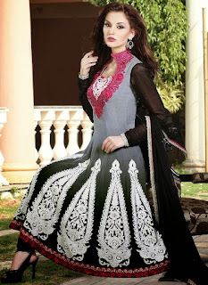 Designer Churidar Suits Collection 2013