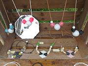 bijouxcéramique et bois