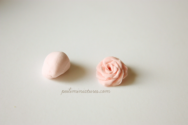 Dollhouse Miniatures, Miniature Food Jewelry, Craft Classes: Air Dry ...