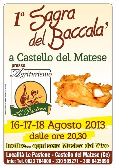 Sagra Del Baccal Ef Bf Bd Villa Pitignano