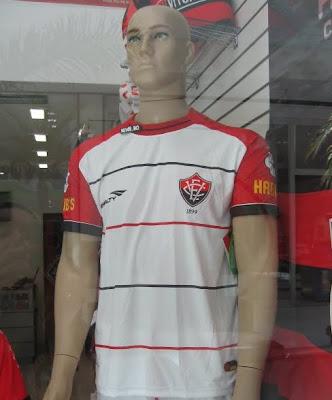 Camisa 2 do Vitória 2011 Penalty