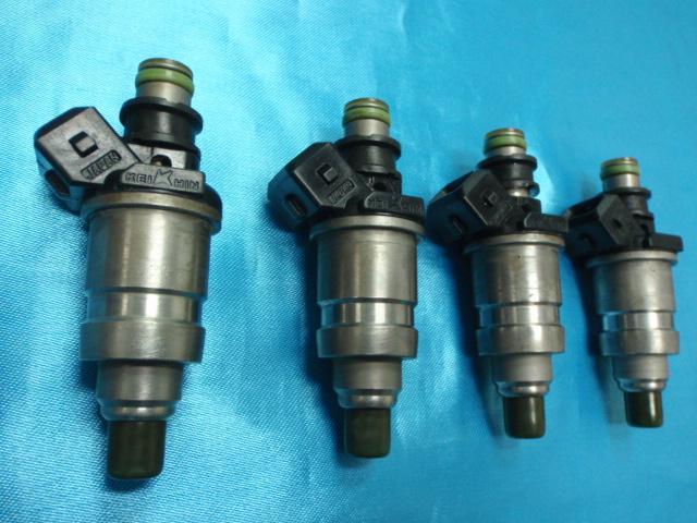 Honda Accord Sv4 2 2 Dohc Vtec H22a Fuel Injectors