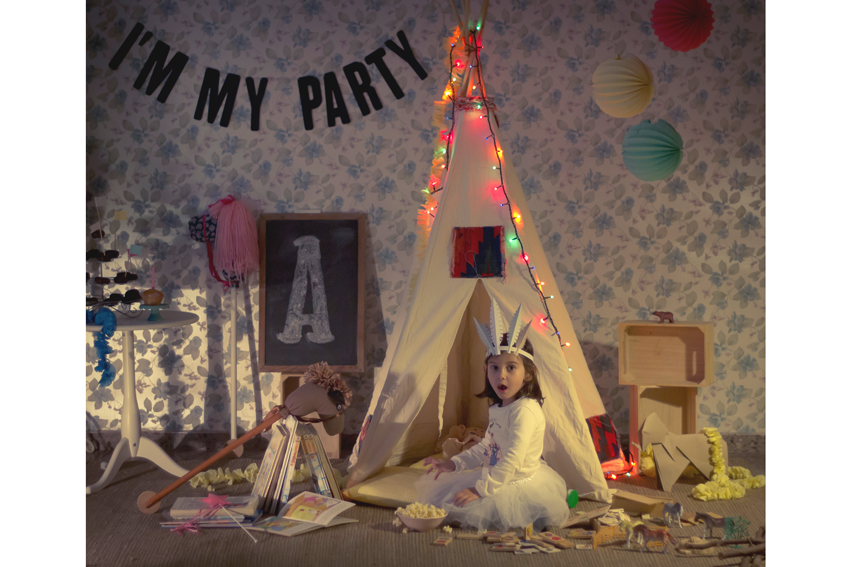 fiesta de pepa's party