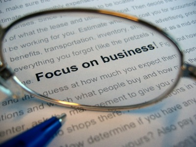 Focus on Your Business