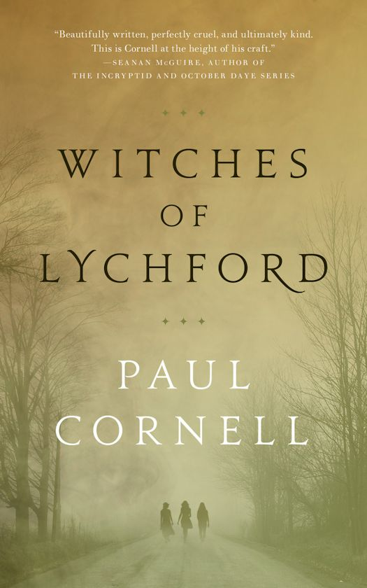 The qwillery september 2015 witches of lychford 1 tor publishing september 8 2015 trade paperback and ebook 144 pages fandeluxe Choice Image
