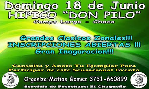 18-6-17 CAMPO LARGO