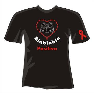 Camiseta do projeto Blablablá a venda.500 reais na promoção! kkkk