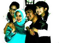 Alhamdulillah, Our Happy Family, Ikang, Marissa, Isabella, Chikita