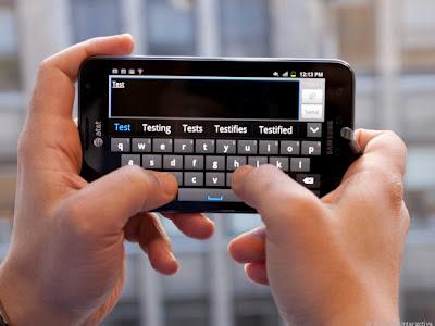 Samsung Galaxy Note - سامسونج جالاكسى نوت