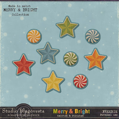 Merry & Bright collection