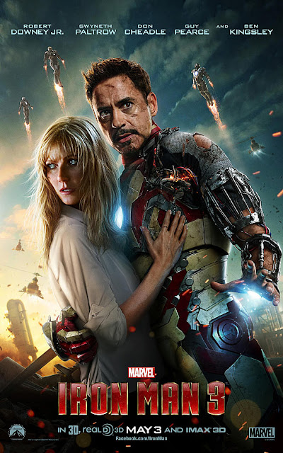 IRON+MAN+3 - OCIO EN CASA - CINE - Iron Man 3