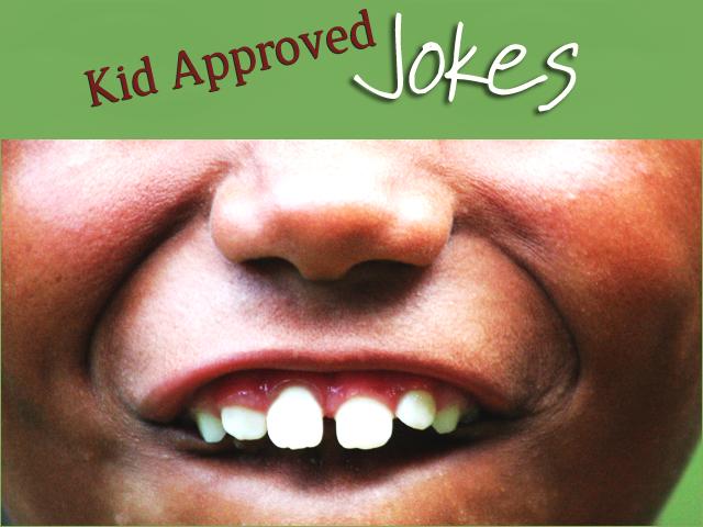 Kid Approved Jokes