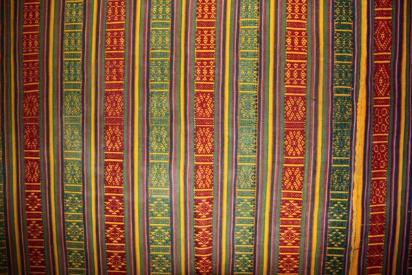 bhutanese textile antique silk vegetable dye lung sder ma kira go Kira